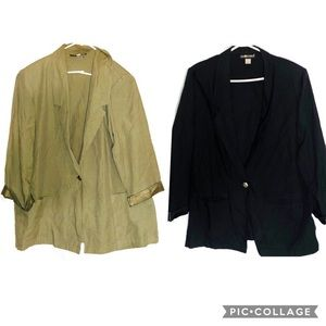 2 sag harbor jackets size 18